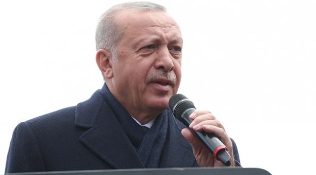 Cumhurbaşkanı Erdoğan: Suriye meselesini sahada mutlaka çözeceğiz