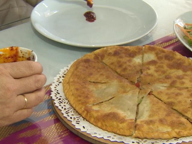 Uygur mutfağını Ankarada tanıtıyorlar