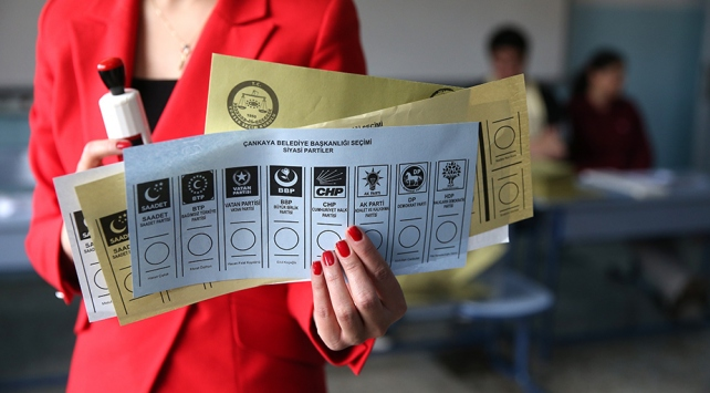HDPnin Türkiye genelindeki oy oranı yüzde 4e geriledi