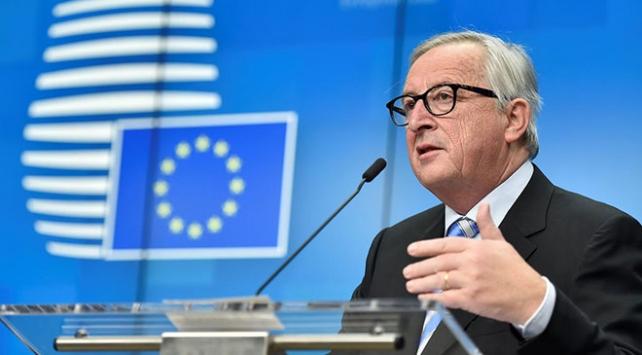 Juncker: Brexit konusunda sabrımız tükeniyor