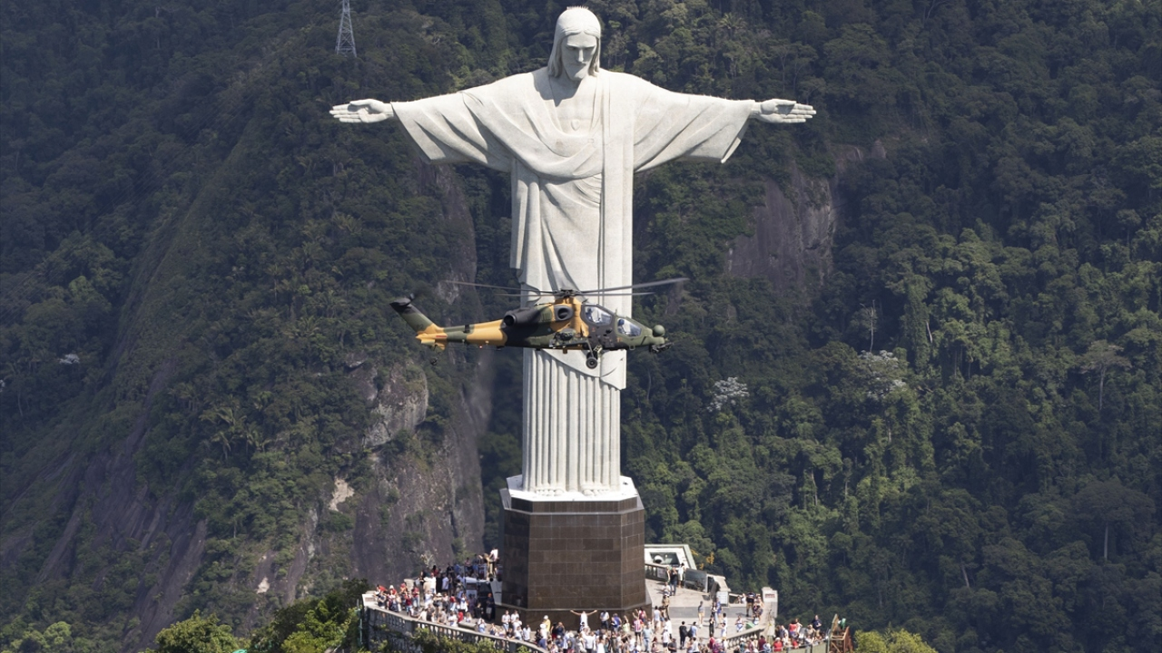 """""""Atak"""", Brezilyayı büyüledi"""
