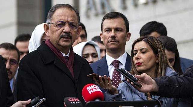 Mehmet Özhaseki: Atılan tek bir oy bile zayi edilmemeli