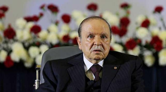 Cezayir Cumhurbaşkanı Buteflika: 28 Nisandan önce istifa edeceğim