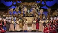 """""""Çin prensesi"""" Congresium sahnesinde izleyiciyle buluşacak"""