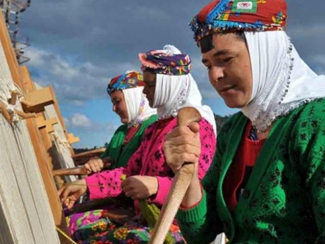 Çanakkalenin kültürel mirasını Yörük kadınlar tanıtacak