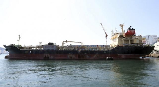 Güney Kore gemisinin Kuzey Koreye petrol sağladığı iddia edildi