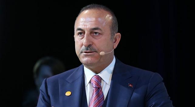 Bakan Çavuşoğlundan ABD Kongresinde Türk-Amerikan ilişkileri diplomasisi