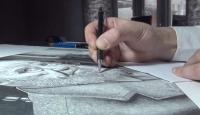 Karakalemle gerçekçi çizimler