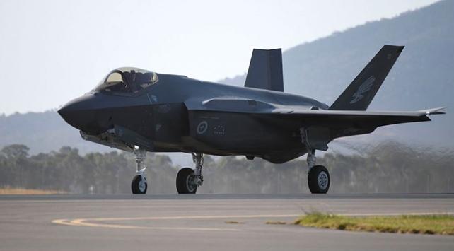 Türkiyenin iki F-35i daha teslim ediliyor