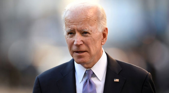 Trump video paylaşarak rakibi Joe Bidenla alay etti