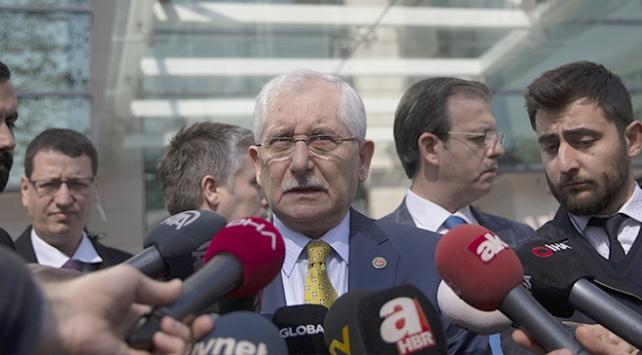 YSK Başkanı Güven: Seçim süreci sona erdi, yargı süreci başladı