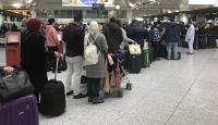 Hava yoluyla 3 ayda yaklaşık 41,4 milyon yolcu taşındı