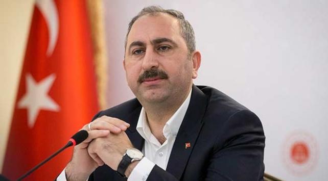 Adalet Bakanı Gül: Bağıran değil, haklı olan kazanacak