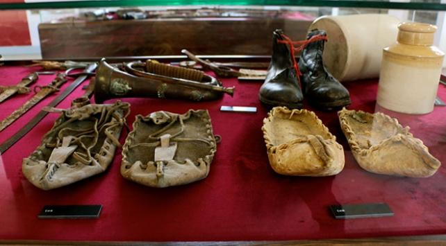 Türkiyenin kuruluşunu anlatan müze
