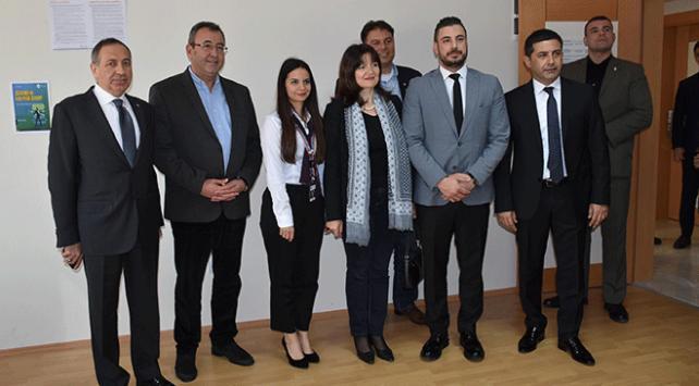 Kuşadasında Yunanistanın vize ofisi açıldı