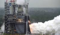 NASA Ay seferlerinde kullanacağı roket motorunu test etti