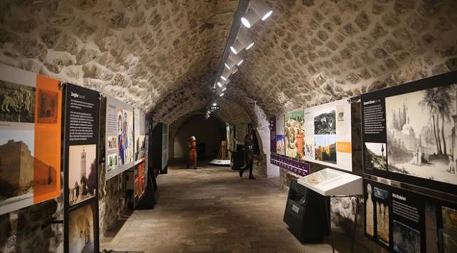 Şanlıurfanın tarihine müzede yolculuk