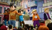 Rafadan Tayfa kahramanları Hollanda'da çocuklarla buluştu