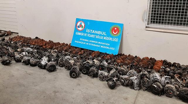 Kocaeli Limanında kaçakçılık operasyonu