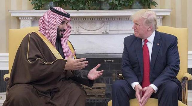 WP: Suudi Veliaht Prensi, Trumpı zayıf ve korkak gösteriyor