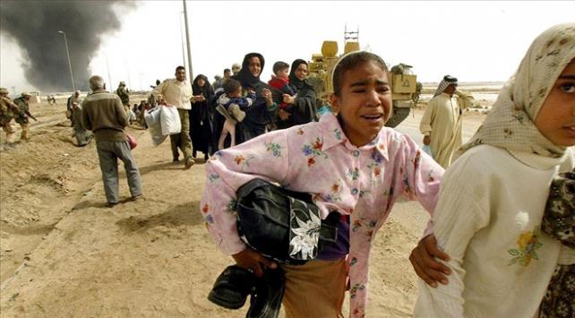 Irakın işgalinden bu yana yarım milyon insan öldü