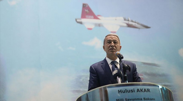 Milli Savunma Bakanı Akar: Pençe Harekatı ile terör örgütüne büyük darbe vuruldu
