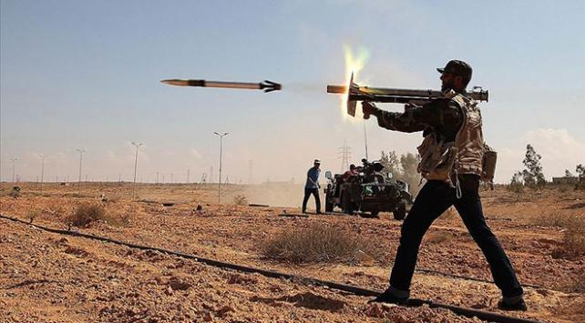 Libyada Haftere karşı operasyon başlatıldı