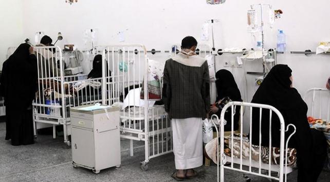 Yemende kolera salgını nedeniyle olağanüstü hal