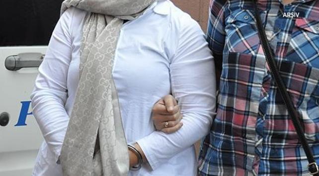 FETÖ hükümlüsü firari kadın Niğdede yakalandı