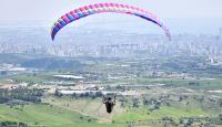 Uçuş tutkunlarının yeni gözdesi: Gelincik Tepesi
