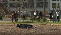 Brüksel'de duyarlı vatandaşlar sığınmacılara evlerini açıyor