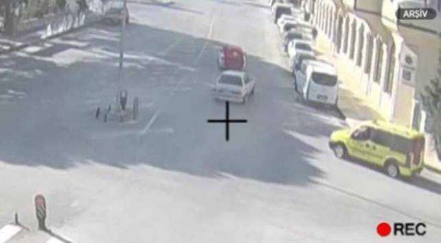 Drift yapan ehliyetsiz sürücüye 10 bin lira ceza