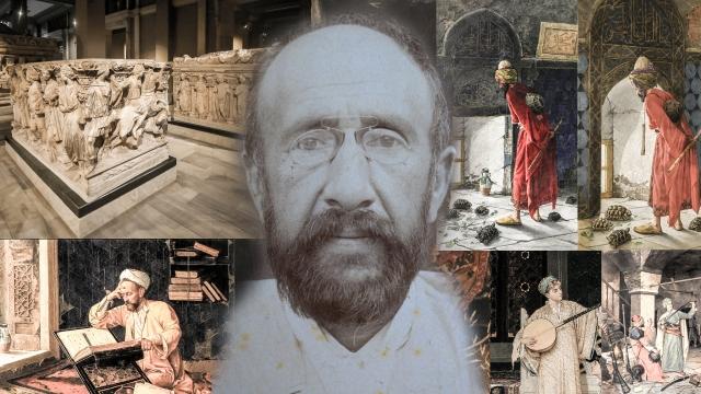 Ressam, arkeolog ve müzeci kimlikleriyle Osman Hamdi Bey
