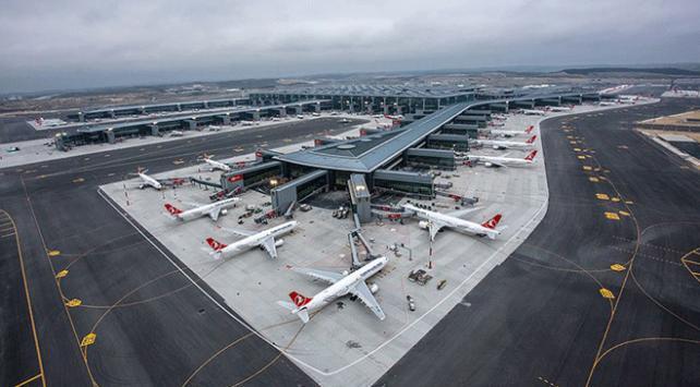 İstanbul Havalimanı 23 ilin nüfusundan fazla yolcuyu ağırladı