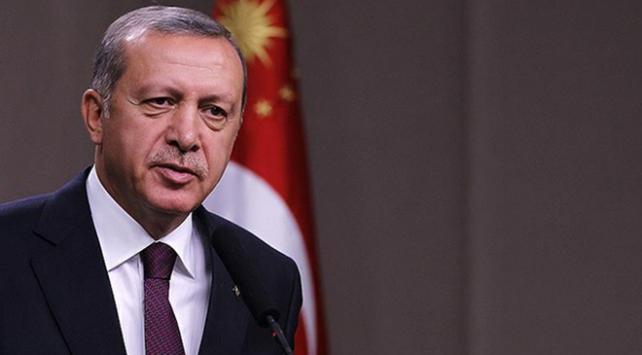 Cumhurbaşkanı Erdoğandan Polis Teşkilatına kutlama mesajı