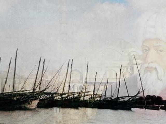 Mimar Sinanın bilinmeyen Van Gölü başarısı: İki haftada üç kadırga