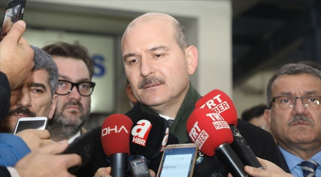 Bakan Soylu: Büyükçekmecede seçime yönelik yolsuzluk yapılmış