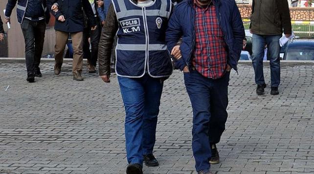 Balıkesirde FETÖ operasyonu: 16 gözaltı