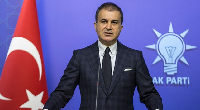 AK Parti Sözcüsü Çelik: Meşru itiraz hakkımızdan vazgeçmeyeceğiz