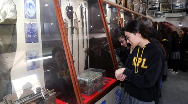 Gezici Çanakkale Müzesi Kastamonuda