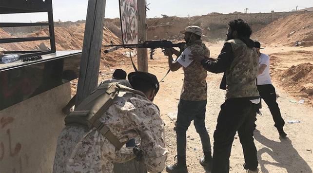 Trablustaki çatışmalarda 58 kişi hayatını kaybetti