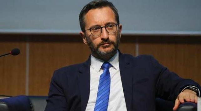 Cumhurbaşkanlığı İletişim Başkanı Altun: Fransanın kararı hadsizlik örneğidir