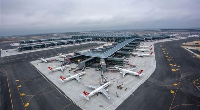 İstanbul Havalimanından seferler her geçen gün artırılıyor
