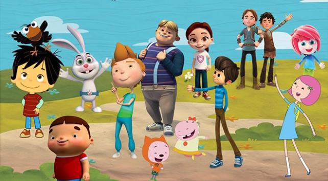 TRT Çocuk nisan boyunca sürpriz yapımlarıyla ekranda
