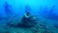 Türkiye'nin ilk su altı müzesi Side'de