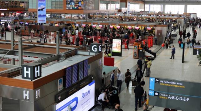 Türkiyenin yeni havalimanı 5 günde 637 bin yolcu ağırladı