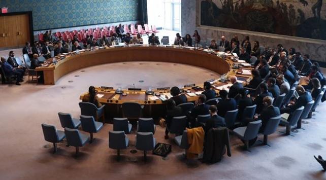 BMGK Sudanı görüşmek için toplandı