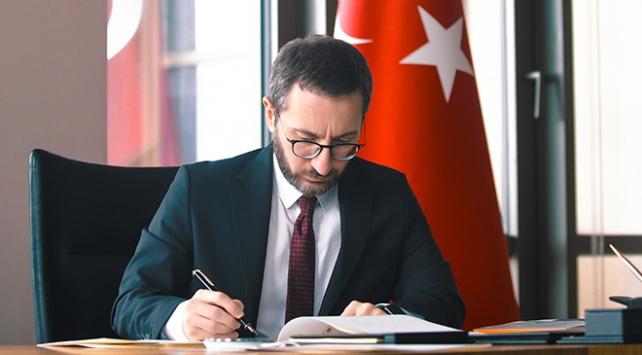 Cumhurbaşkanlığı İletişim Başkanı Altun, El Cezireye yazdı