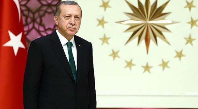 Cumhurbaşkanı Erdoğandan altın madalya kazanan Yüksele tebrik