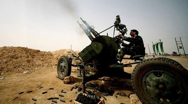 Libyada Haftere bağlı silahlı grup UMHye teslim oldu